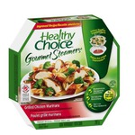 Healthy Choice Gourmet Steamers - Grilled Chicken Marinara