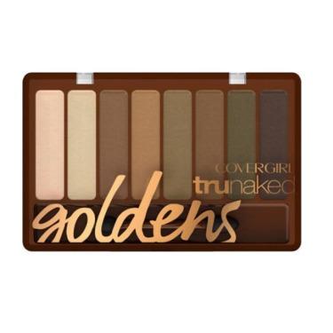 CoverGirl TruNaked Goldens Eye Shadow Palette