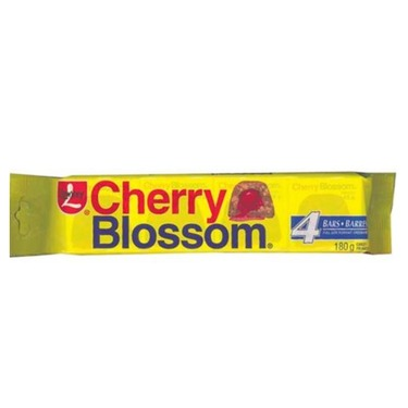 Cherry blossom chocolate