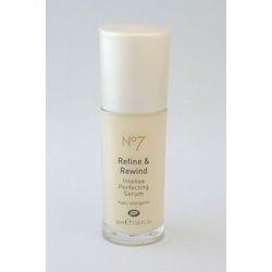 Boots No7 Refine & Rewind Intense Perfecting Serum