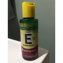 Spring Valley Vitamin E Skin Oil