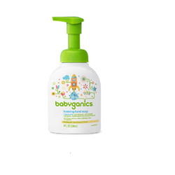Baby Ganics Foaming Hand Soap