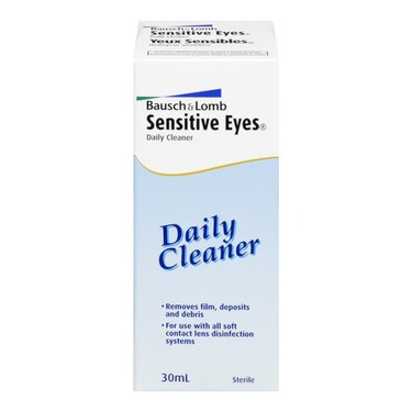 Bausch & Lomb Daily Cleaner