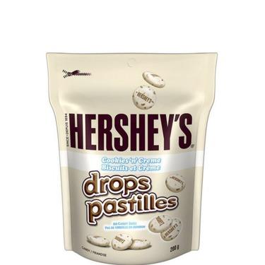Hershey's drops cookies & creme
