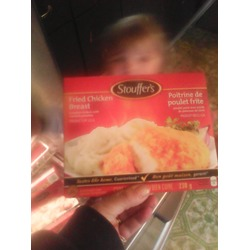 Stouffers fried chicken breast