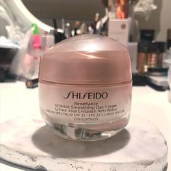 Shiseido Benefiance Wrinkle Resist Day Cream