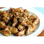 Compliments salt and pepper wings