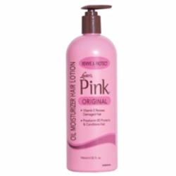 Luster's Pink Original Hair Lotion