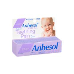Anbesol Baby Grape Teething Gel