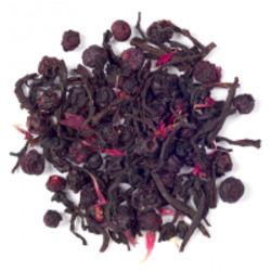 confiture de bleuet davidstea thé