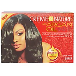 Creme of Nature Argan Oil No-Lye Relaxer