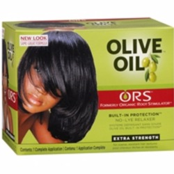 Olive Oil Built-in Protection No-Lye Relaxer