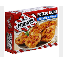 T.g.i.fridays potato shells
