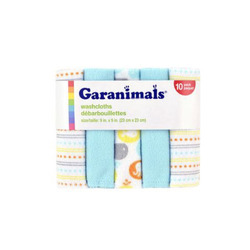 Garanimals washcloths