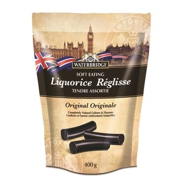 Waterbridge Soft Eating Liquorice
