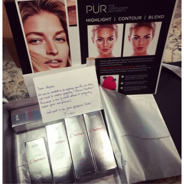 Pur Cosmetics Cameo Contour Foundation