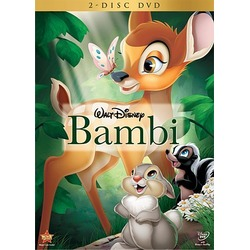 Bambi Walt Disney First Edition