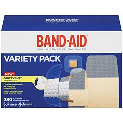 Band-Aid Brand Adhesive Bandages, Variety Pack