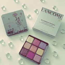 Lancome My Parisian Pastels Shimmer Cube