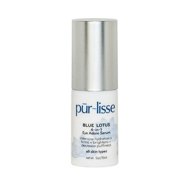 Pūr~lisse Blue Lotus 4-in-1 Eye Adore Serum