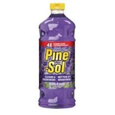 Pine-sol lavender clean 4x