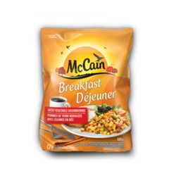 McCain Breakfast Diced Vegetable Hashbrowns