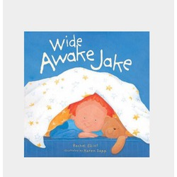 Wide awake jake book