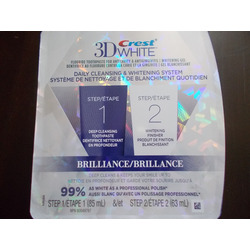 3D Crest Whiten Daily Cleansing & Whitening System