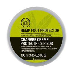 The Body Shop Hemp Foot Protector