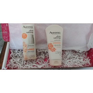 AVEENO Ultra-Calming Daily Moisturizer with SPF 30