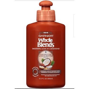 Garnier Whole Blends Coconut Oil and Cocoa Butter Shampoo