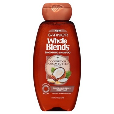 Garnier Whole Blends Coconut Oil and Cocoa Butter Shampoo
