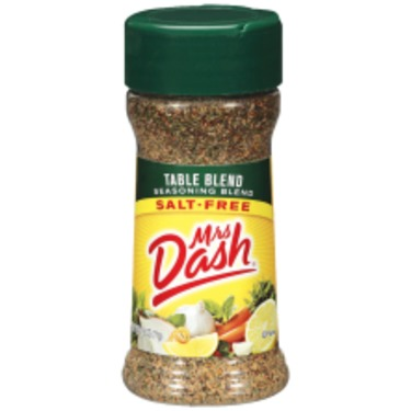 Mrs Dash Table Blend seasoning