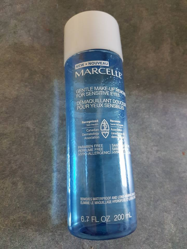 Marcelle Gentle Makeup Remover For Sensitive Eyes Reviews In Makeup