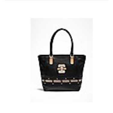 Guess small classic tote