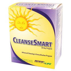 Cleanse Smart -Renew Life