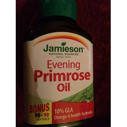 Jamieson evening primrose oil