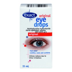 Exact Original Eye Drops