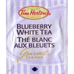 Tim Horton's Blueberry White Tea