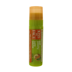 Kiss My Face Just Peachy Lip Balm