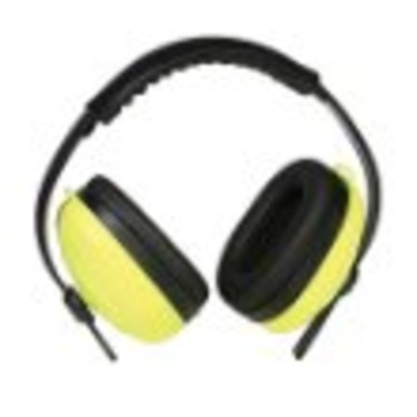 ERB 14235 105 Deluxe Ear Muffs (Lime)