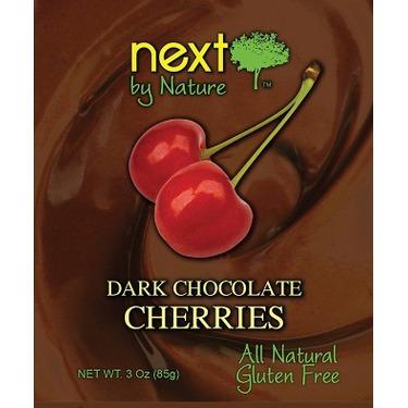 Next by Nature Dark Chocolate Cherries