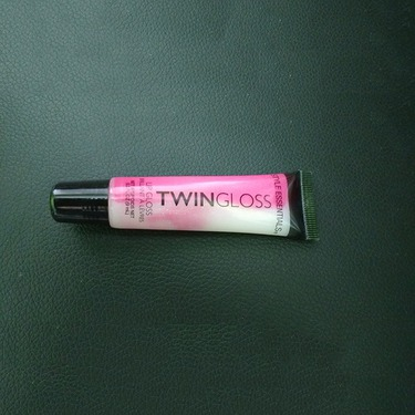 Style Essentials : TwinGloss lip gloss