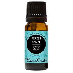 Edens Garden Essential Oil - Stress Relief Synergy Blend