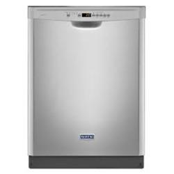 "Maytag 24"" Stainless Steel Large Capacity Dishwasher"