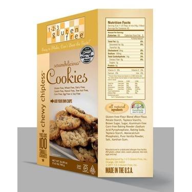 1 2 3 Gluten Free Cookie Mix