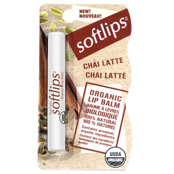 Softlips® Organic Lip Balm - Chai Latte