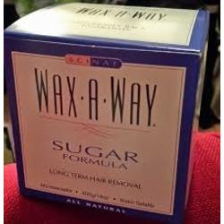 Wax away sugaring wax