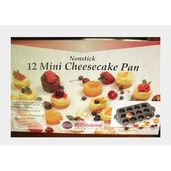 Norpro nonstick mini cheesecake pan