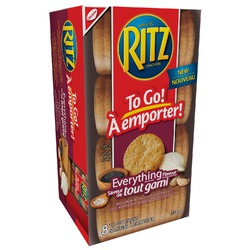 Ritz To Go Everything Flavor